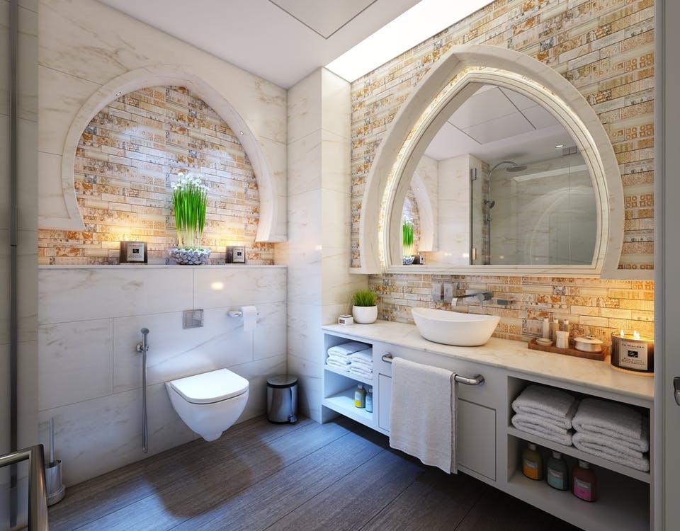 Oświetlenie łazienki w pytaniach i odpowiedziach